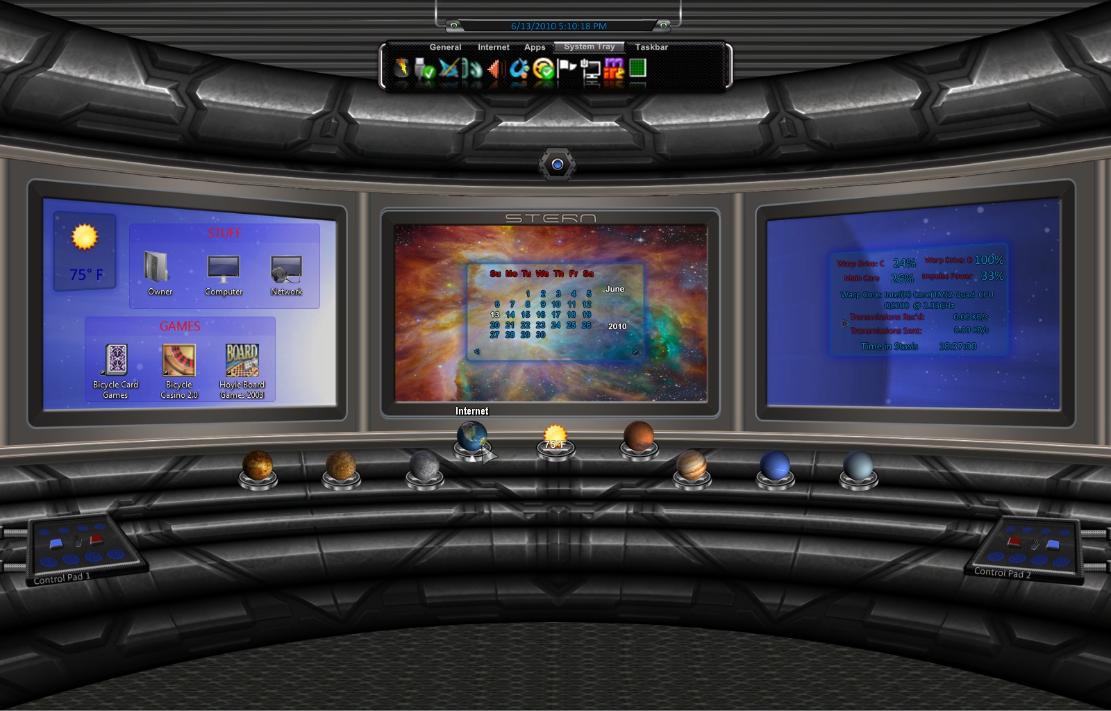 Observation Deck (TM Suite)