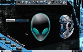 My Alienware Desktop