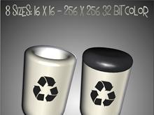 kwiksilver trash bins