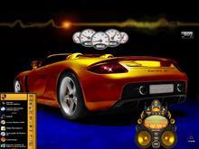 Fire Porsche
