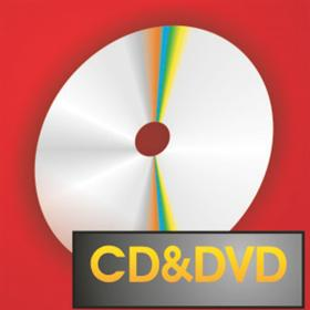CD & DVD Icons