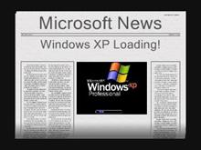 Extra! Extra! Windows XP Loading (Pro Edition)