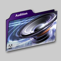 Adobe Audition 1.5 Folder