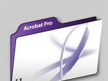 Adobe Acrobat 7.0 Pro Folder (water-colored)