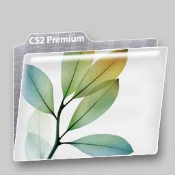 Plastic Folder: Creative Suite 2 Pro