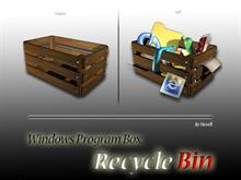 Program Box Recycle Bin