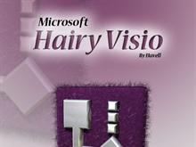 Microsoft Office Hairy Visio
