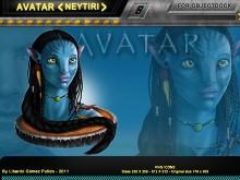 AVATAR (NEYTIRI)