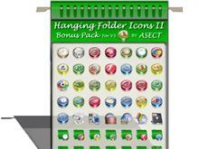 Hanging Folder Icons II Bonus Pack