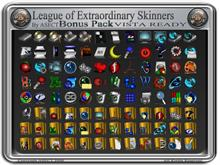 League of Extraordinary Skinners Bonus Pack