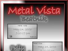 Metal Vista Beatnik