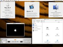 The Real Emulation Of Mac OS X v.5