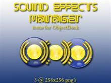 Sound Effects Manger for OD