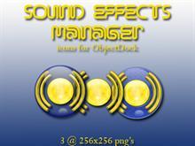 Sound Effects Manger for OD