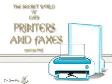 TSWOC Printers & Faxes