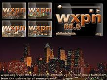 WXPN RADIO