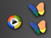 MSN and Media player-buttons