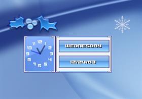 Alpha OS Clock