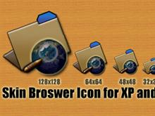 Skin Browser Icon for XP & 9x