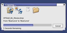 BlueCurve Animations