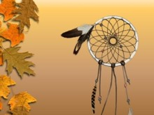 Autumn's Dreamcatcher
