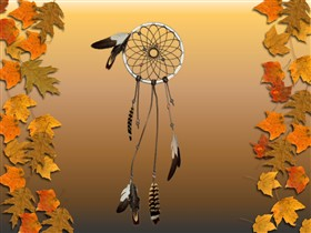 Autumn&#39;s Dreamcatcher