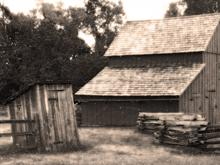 Old Barn (Widescreen)