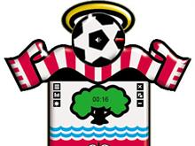 Saints FC Windows Media Skin