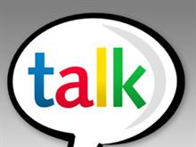Google Talk Icon Simple