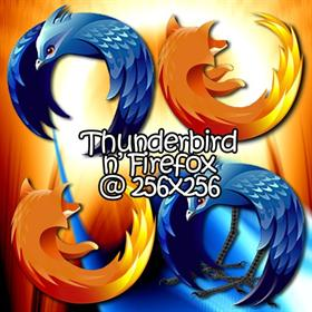 Thunderbird N&#39; Firefox
