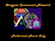 Stargate Command NetworkXP