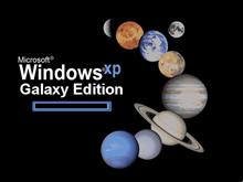 Windows XP - Galaxy Edition