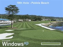 18th Hole - Pebble Beach
