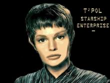 T&#39;POL - Starship Enterprise
