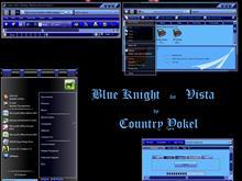 Blue Knight