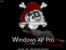 XP Pro Pirated