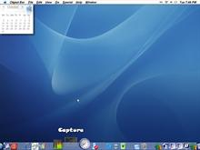 Mac OS X Bar 10.8