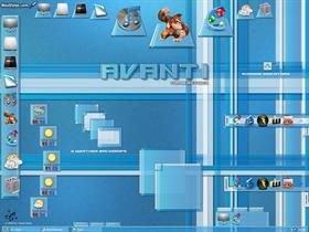 Avanti Dock Backgrounds