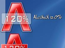 Alcohol 120% aero + standard
