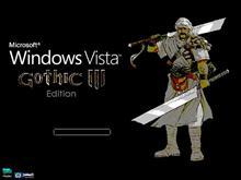Windows Vista Gothic 3 Edition