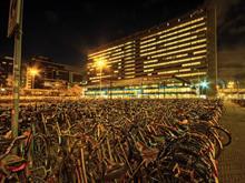 Den Haag-Cedntral Station