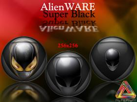 AlienWARE Super Black
