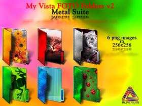 My Vista FOTO Folders v2.MetalSuite.