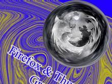 Firefox & Thunderbird Greyscale