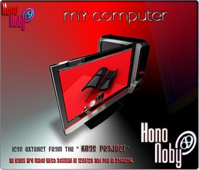 """Kaos Project"" My Computer"
