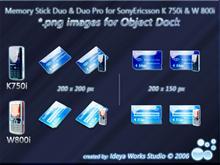 Memory Stick Duo & Duo Pro