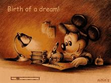 Birth of a Dream!