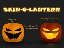 Skin-o-lantern
