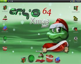My Cryo64 Xmas