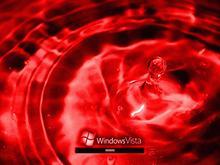 Water Ripple Vista Red v2.0!